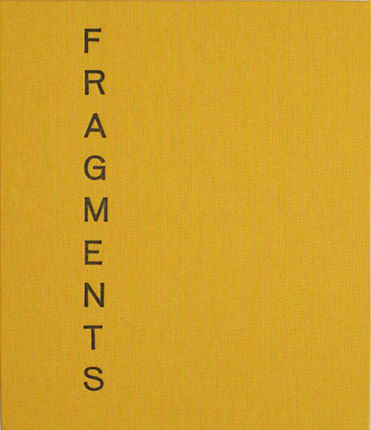 Geirmundur Klein: Fragments