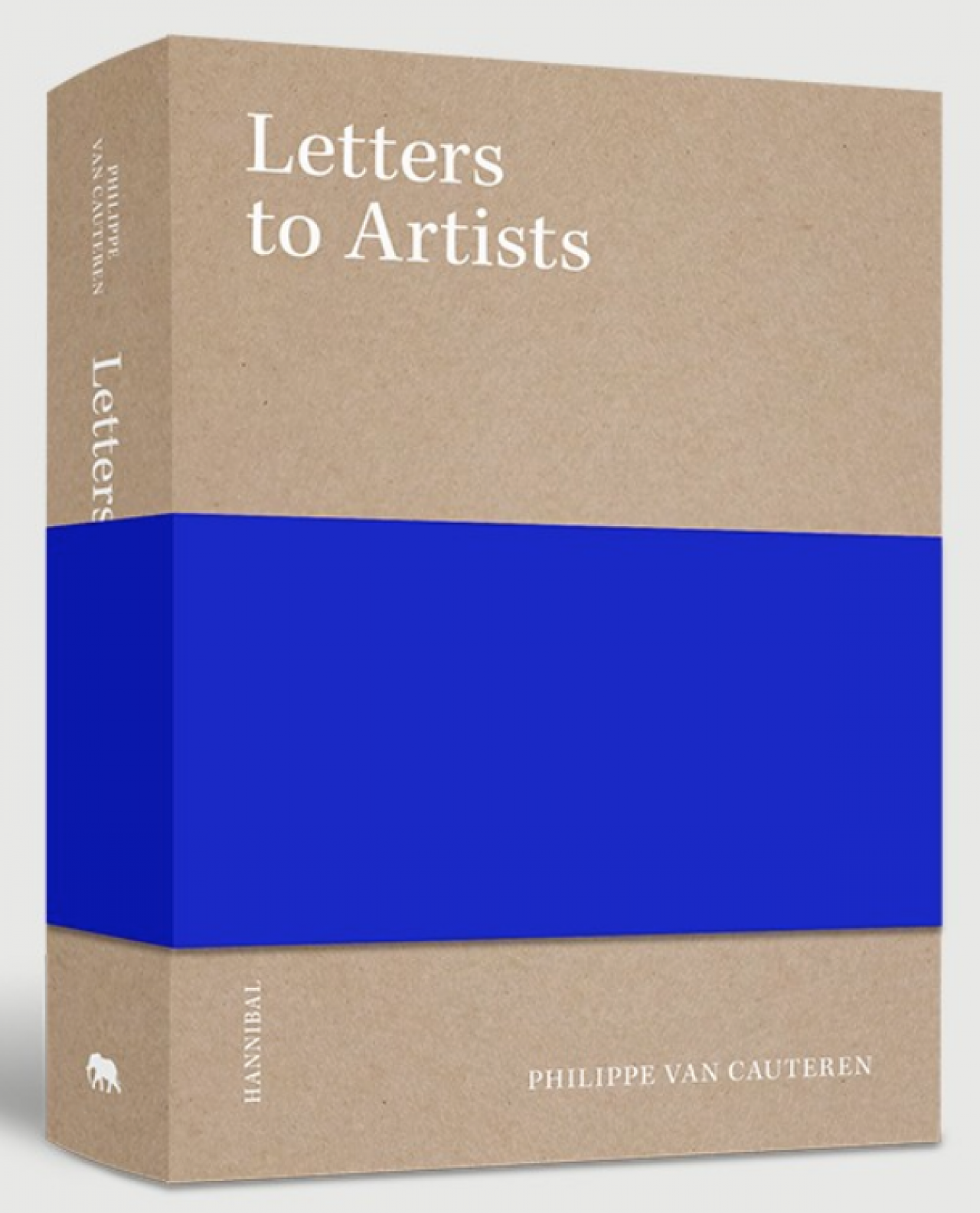 Philippe Van Cauteren: Letters to Artists