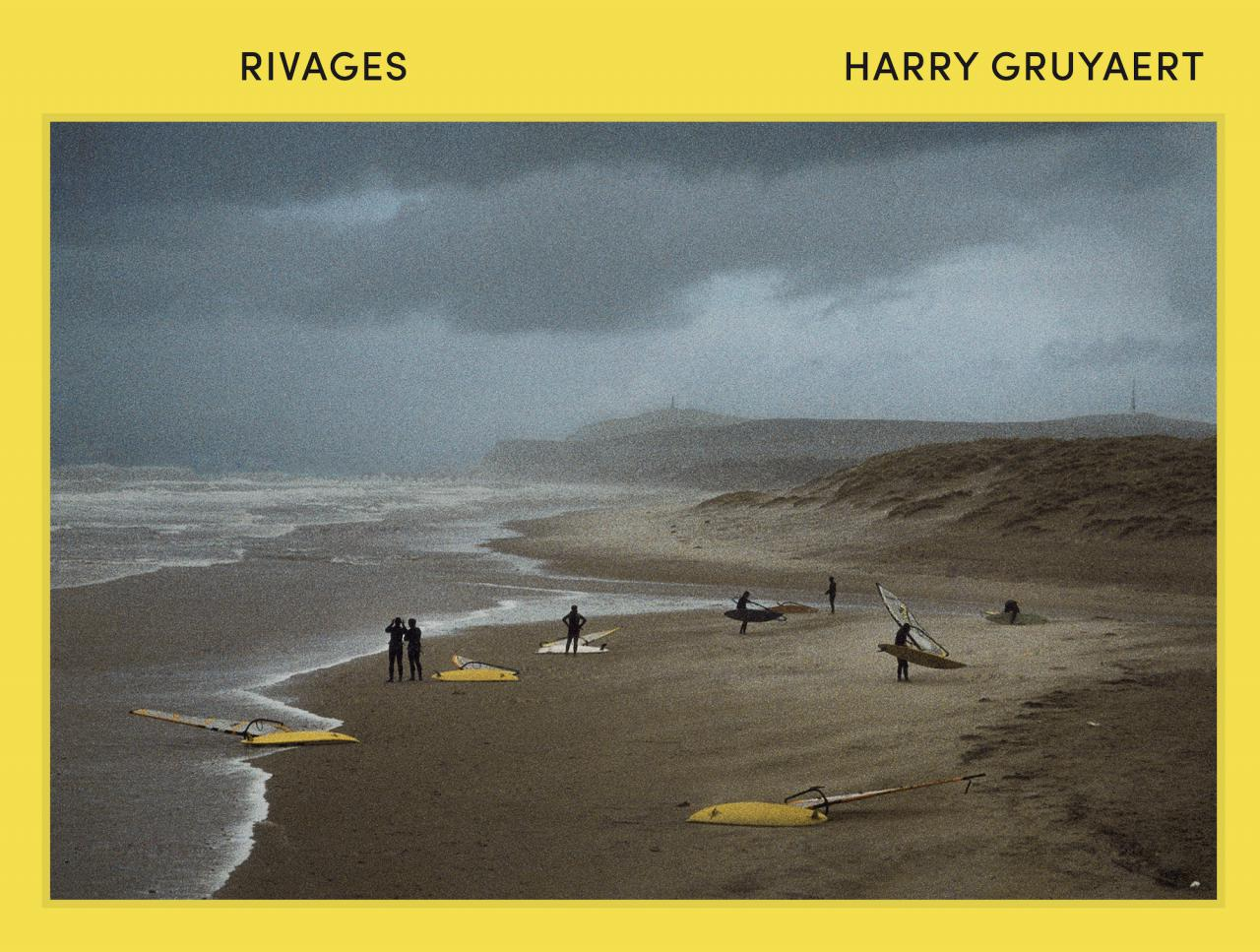Harry Gruyaert: Rivages