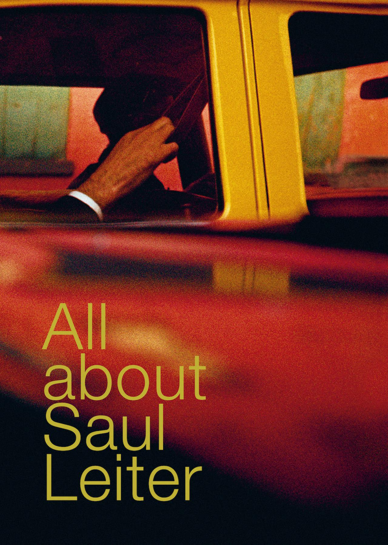 Saul Leiter: All about Saul Leiter – French