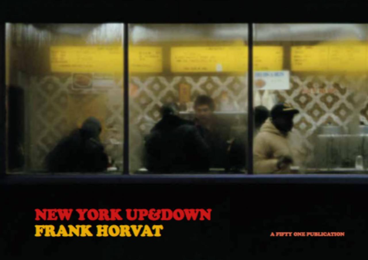 Frank Horvat: NEW YORK UP&DOWN