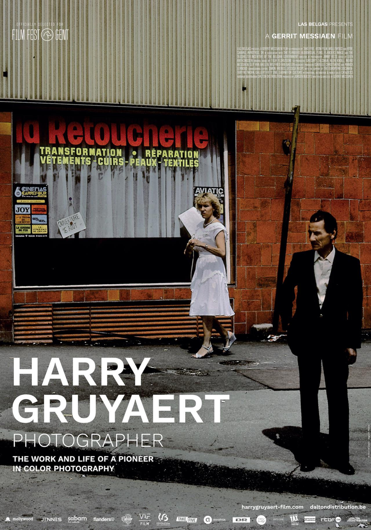 Harry Gruyaert: Harry Gruyaert. Photographer (DVD)