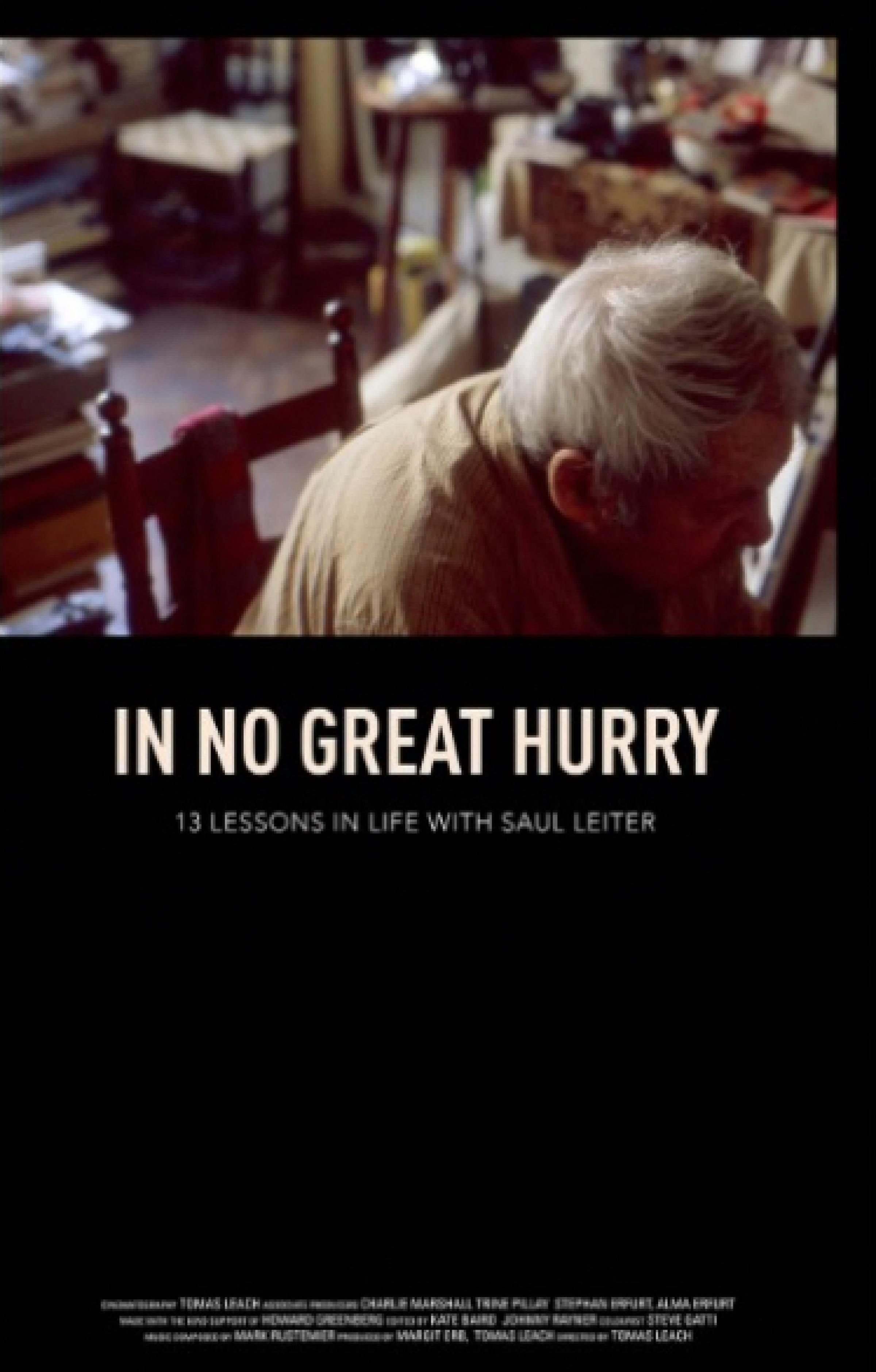 Saul Leiter: In No Great Hurry (DVD)