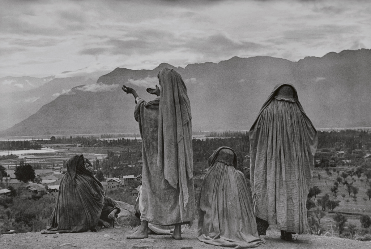 Henri Cartier-Bresson | Srinagar, Kashmir