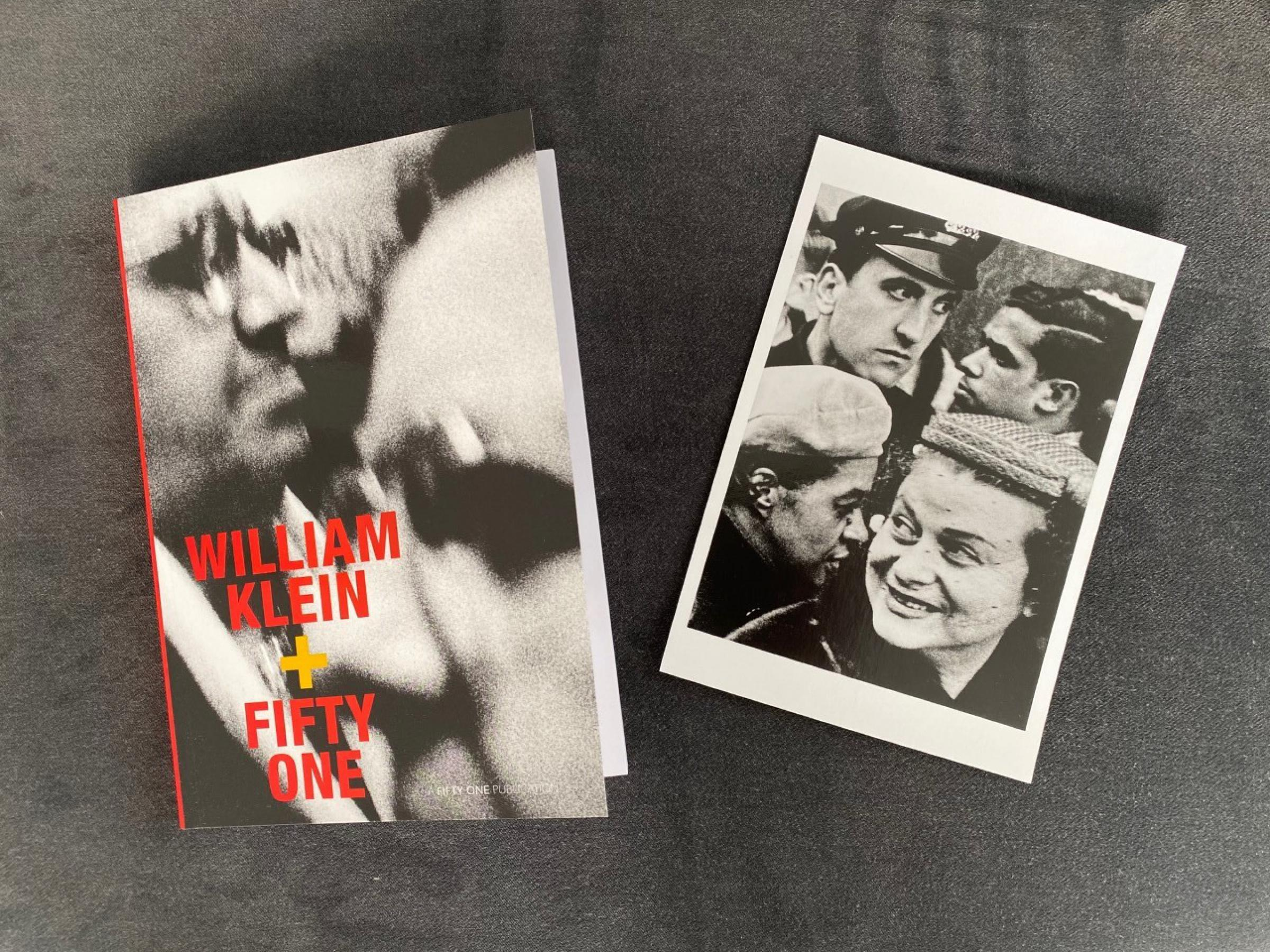 William Klein: WILLIAM KLEIN + FIFTY ONE - SPECIAL EDITION