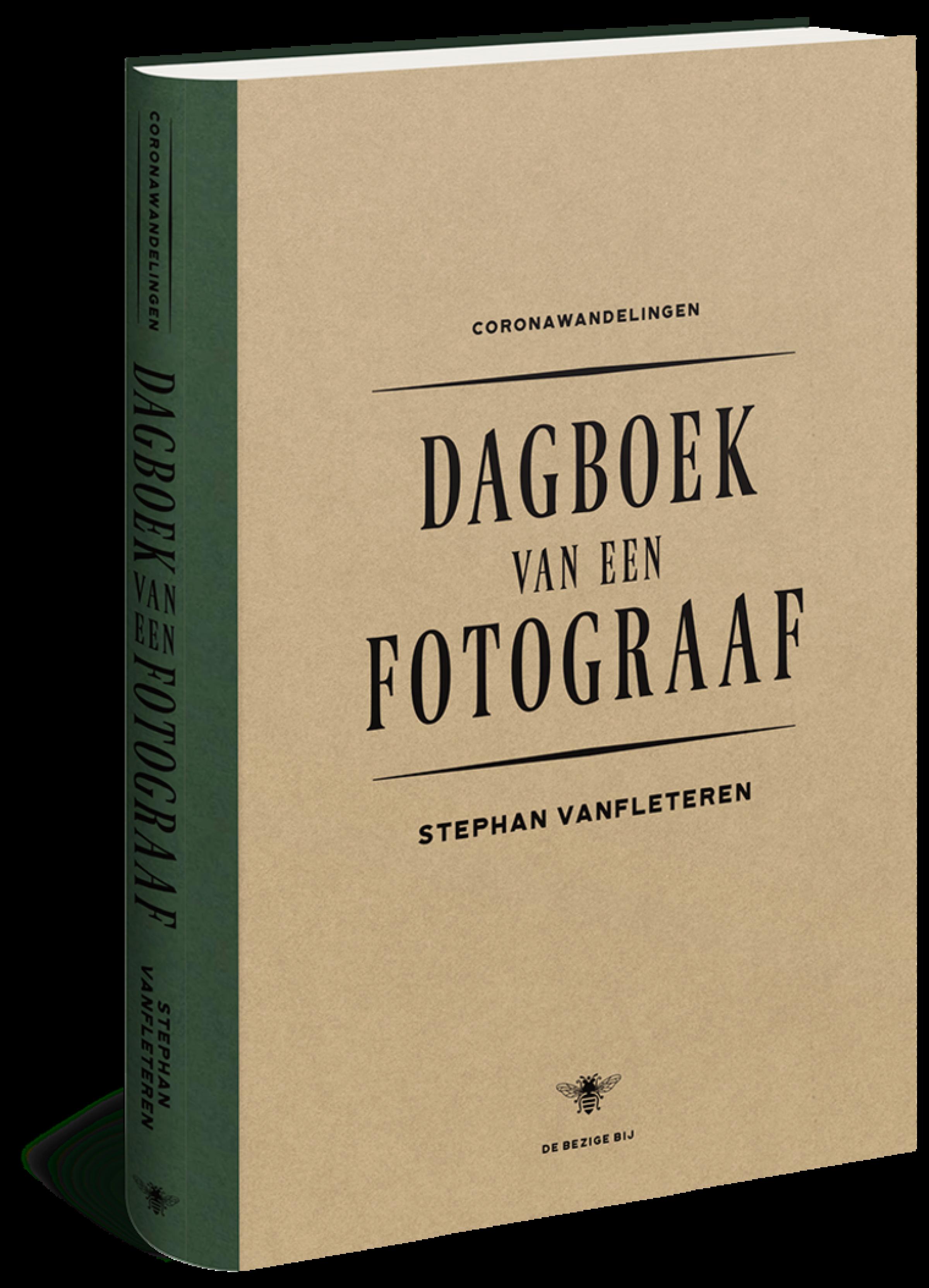 Stephan Vanfleteren: Dagboek van een fotograaf