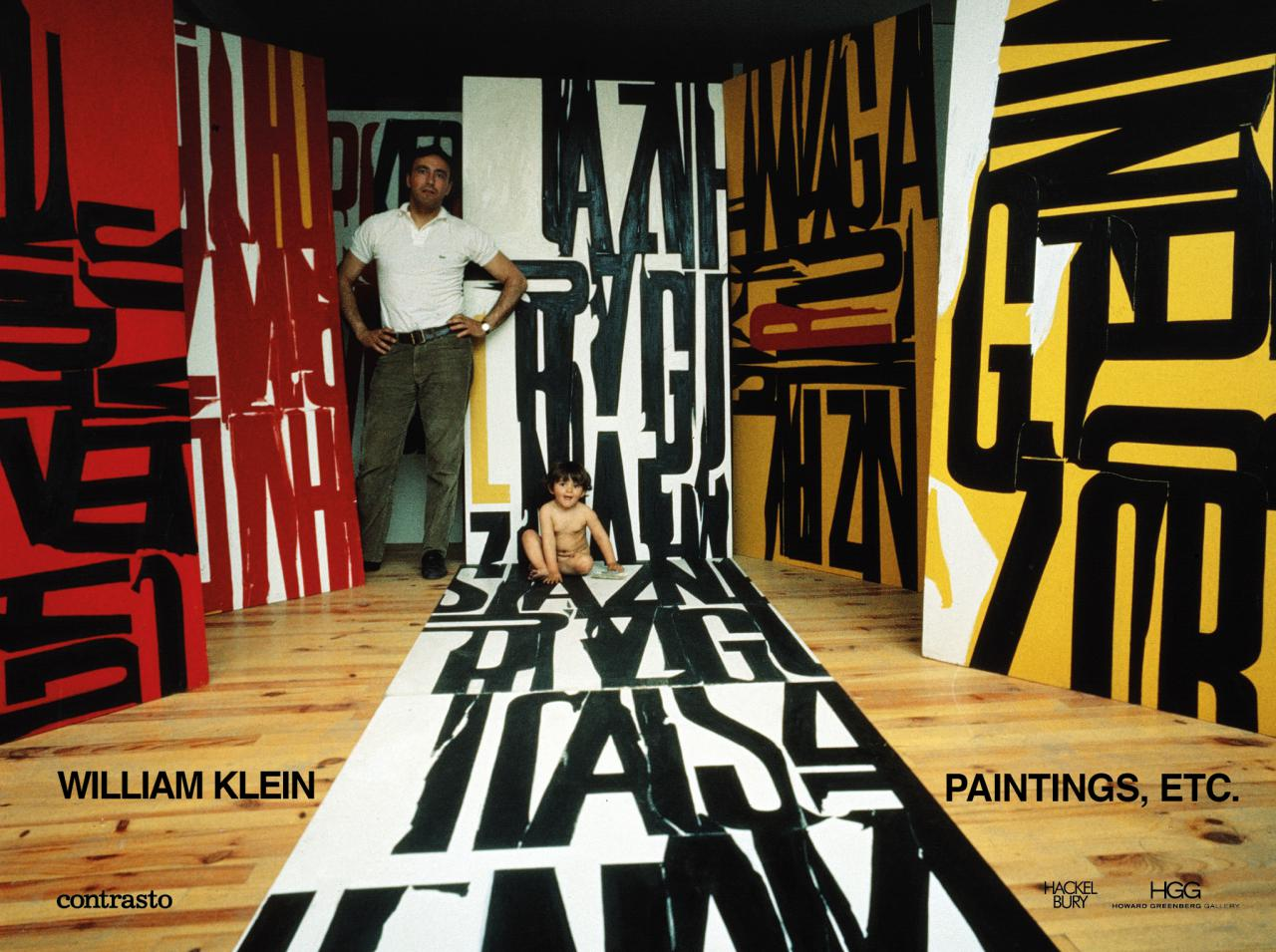 William Klein: Paintings, etc.